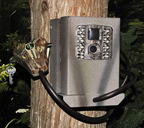Moultrie M Series 2017 Model Game Trail Camera Security Case