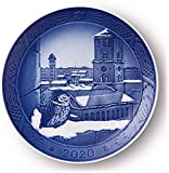 Royal Copenhagen 2020 Christmas Plate