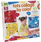 ALEX Toys ALEX Jr. Tots Collage By Color Activity Set