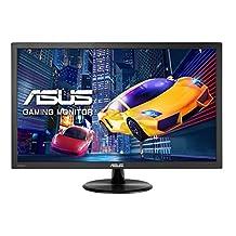 Asus VP247H 24IN TN LED 1920X1080 250 CD/SQM 1MS VGA DVI HDMI, 90LM01L0-B01170 (250 CD/SQM 1MS VGA DVI HDMI)