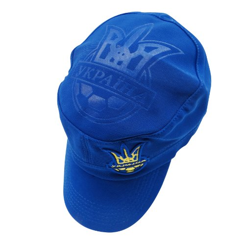Ukraine Blue Fifa World Cup Flag Military Style Hat Cap.. Great Quality Adult .. New (Ukraine Cup World)