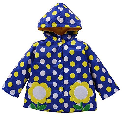rain jacket girl 2t - 3