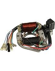 Alamor 50cc 110cc 125cc 2 coil ATV Quad Stator Bobine-magneetplaat Chinees