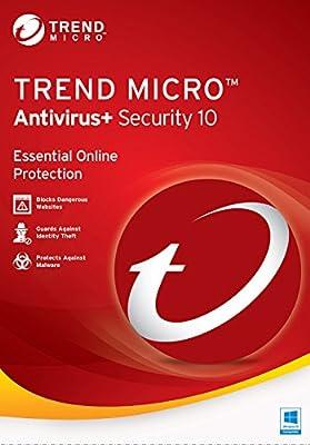 Trend Micro Antivirus+ 10 Twister Parent
