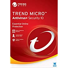 Trend Micro Antivirus+ 10