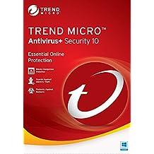 Trend Micro Antivirus+ 10 2018 (1YR-1PC) Download (Registration Code)