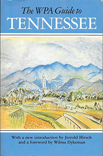 Books : The WPA Guide to Tennessee