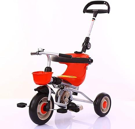 Triciclo de niños para niños de 1-3 años Muchachas, triciclo de ...