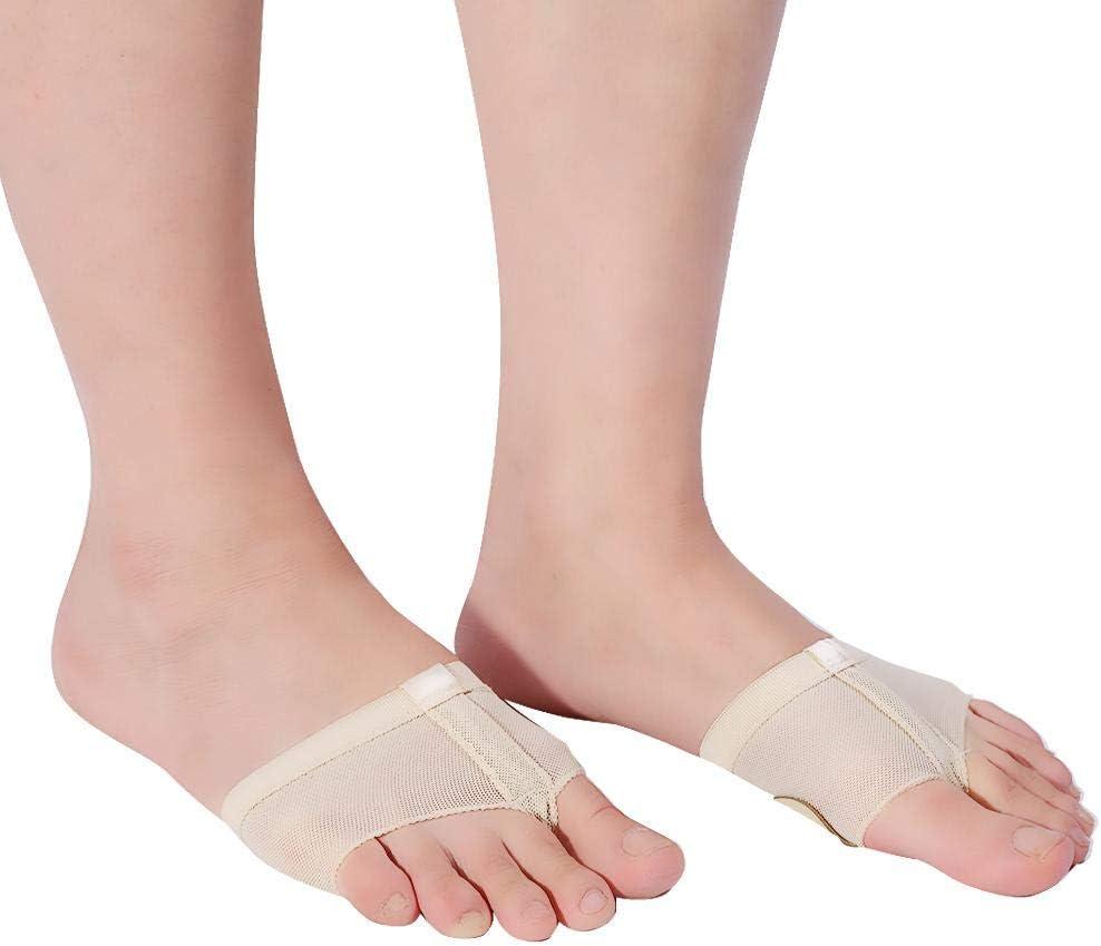 Dance Paw Pad Shoes, Foot Thong Para Ballet Dance Toe Undies Calcetines para el vientre Patas de baile Medias zapatillas Ballet Belly Foot Tangas(S)
