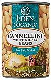 Eden Cannellini Beans (White Kidney) - 15 oz - 12 Pack