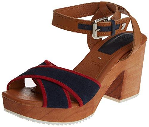 Gioseppo Karola, Women's Sandals Multicolour (Blue 3)