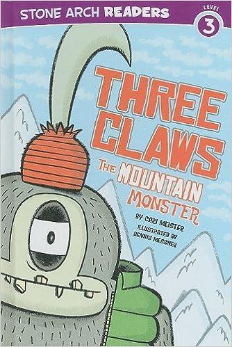 Livres d'Amazon gratuits à télécharger pour kindle Three Claws the Mountain Monster (Monster Friends) (Littérature Française) FB2