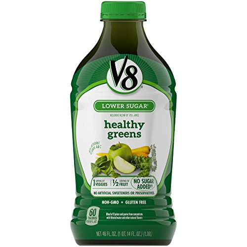 V8 Healthy Greens, 46 oz. Bottle