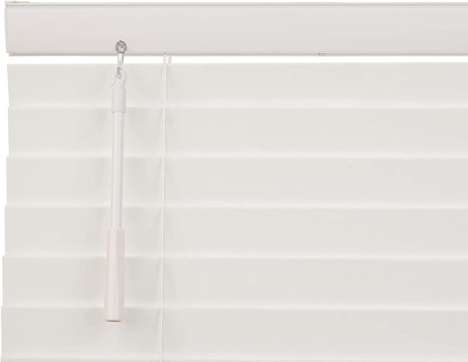 Amazon Com West Coast Blinds Premium Blackout Venetian Blind 60 X 96 Pure White Home Improvement