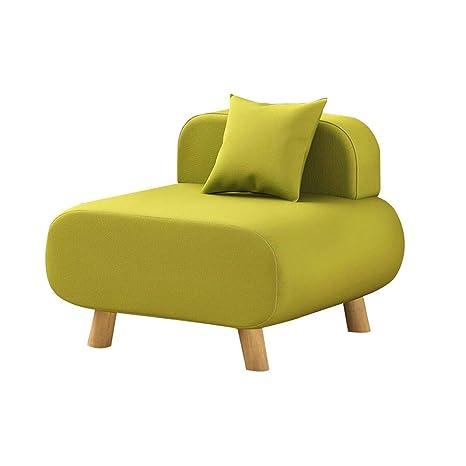 Amazon.com: QQXX AGLZWY - Silla tapizada de lino para ...