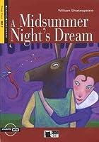 A Midsummer Night's Dream. Book (+CD) (Reading