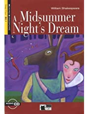 A Midsummer Night's Dream. Book (+CD) (Reading and training)