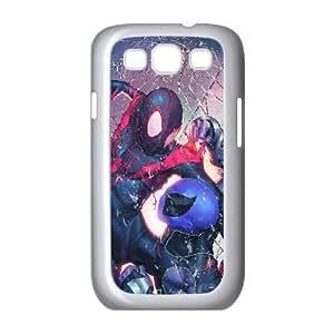 Spider Man Comic Samsung Galaxy S3 9 Cell Phone Case White Exquisite designs Phone Case KM59J8H7