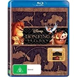 Lion King Trilogy/ [Blu-ray]