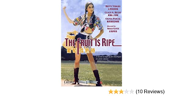 Amazon.com: The Fruit Is Ripe: Roger Crouzet, Jacques Fabbri, Scilla Gabel, Philippe Leroy, Michel Lemoine, Olivia Pascal, Vittoria Prada, Saro Urzi, ...
