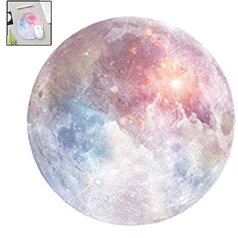 Casecover Ronda De Ratón De Moda del Cojín 3D Luna Planeta ...