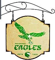 NFL 11212 Philadelphia Eagles Tavern Sign, One Size, White
