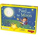HABA Paul and the Moon Cooperative Memory Game - Lovely Bedtime Game for Ages 3-8 (Made in Germany)