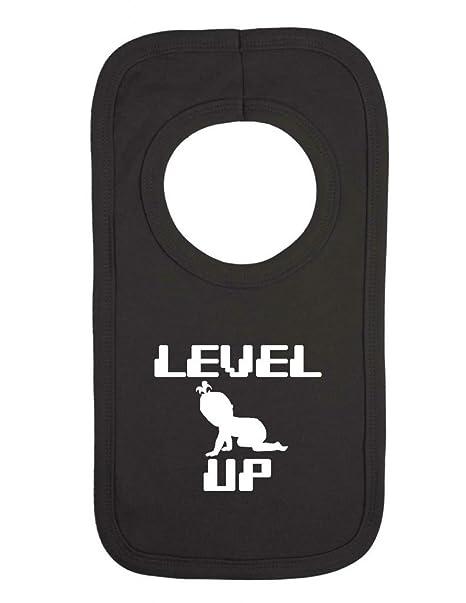Level Up Crawling Milestone cumpleaños Walking Girl icono sudadera ...