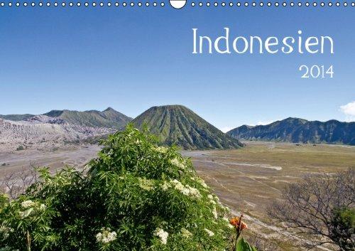 Indonesien (Wandkalender 2014 DIN A3 quer): 12 Fotos aus einem Land mit tausenden Gesichtern. (Monatskalender, 14 Seiten)