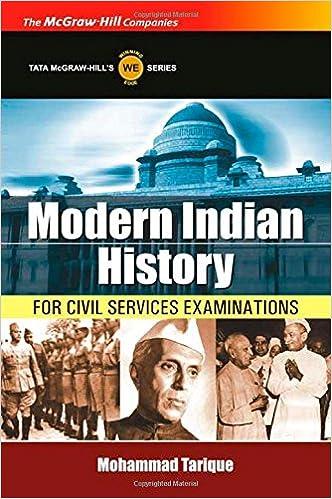 Modern Indian History Pdf