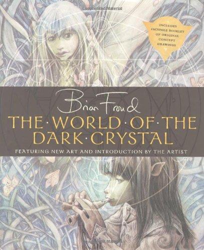 84 Crystal - The World of the 'Dark Crystal