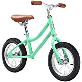 REID Girl's Vintage Balance Bike - Mint Green