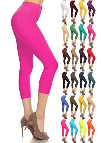 Seamless Length Footless Leggings colors product image