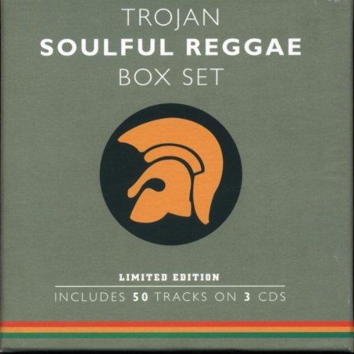 Trojan Soulful Reggae Box Set By Various On Amazon Music