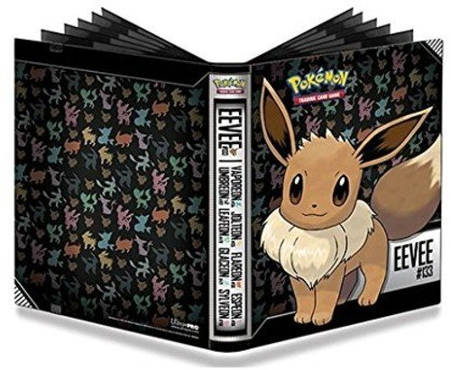 Pokemon: Eevee 9-Pocket Full-View PRO-Binder