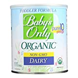 Baby's Only Organic Non-GMO Toddler Formula, 12.7 Ounce (Pack of 6)