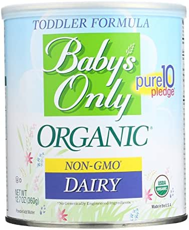 Baby Formula: Baby's Only Dairy Formula