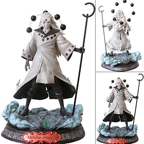 Naruto GK, Uchiha Madara, Six Way Immortals, Tienstaartdiermodel, figuur