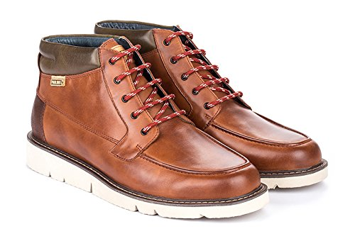 Homme Alpes 8124 Chaussures Montantes Pikolinos Boots Cuir WTXqUWBc