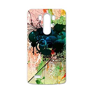 Charming Graffiti Pattern Hot Seller High Quality Case Cove For LG G3