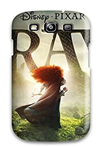 Hot Fashion AYWaYgR2386hoAmp Design Case Cover For Galaxy S3 Protective Case (pixar Brave 2012)