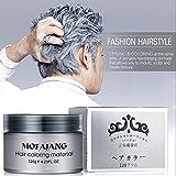 Temporary Hair Dye Wax , YHMWAX 4.23oz Instant