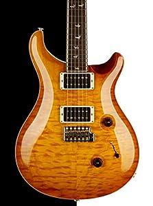 2015 PRS Custom 24 30th Anniversary Electric Guitar, Vintage Sunburst