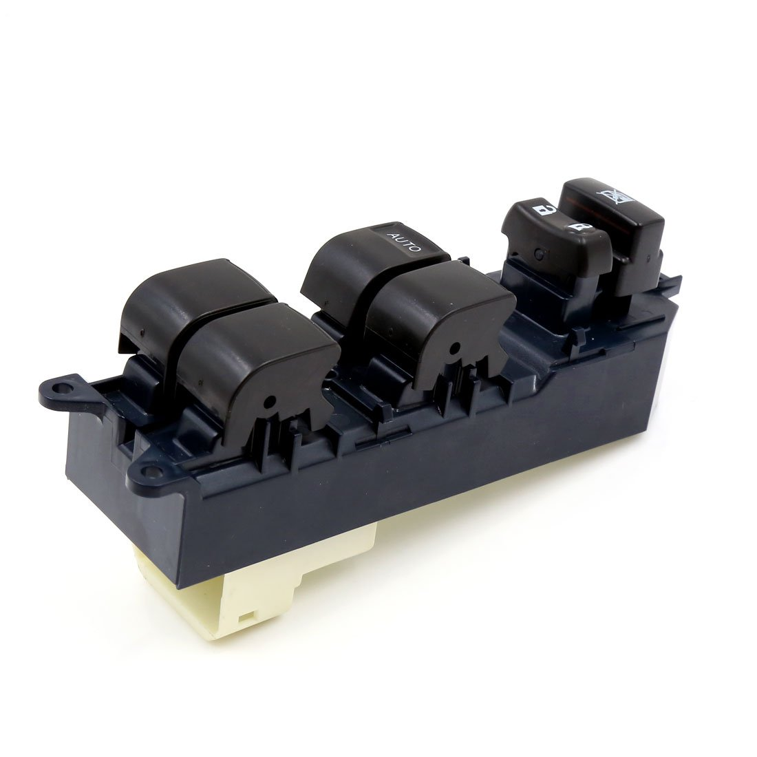 uxcell Left Driver Side New Power Window Switch for Toyota COROLLA MATRIX YARIS CAMRY a15091000ux0663