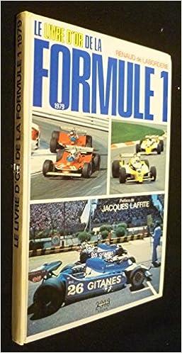 Livres gratuits en ligne Le livre d'or de la Formule 1 - 1979 epub, pdf