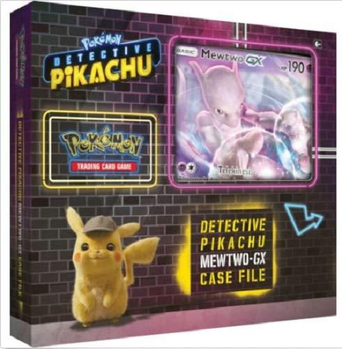 Pokemon Detective Pikachu Special Case File Booster Set Box Mewtwo ()