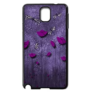 Beautiful Dragonfly Brand New Cover Case for Samsung Galaxy Note 3 N9000,diy case cover ygtg-309008