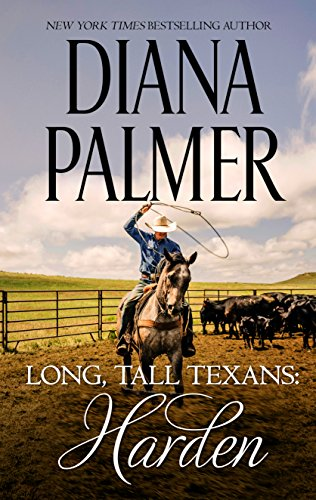Long, Tall Texans: Harden: A Dramatic Western Romance cover