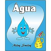 """Livros para crianças de 3-7 anos: """"Água"""" (história de ninar para crianças) (Portuguese Edition)"""