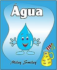 """Livros para crianças de 3-7 anos: """"Água"""" (história de ninar para"""